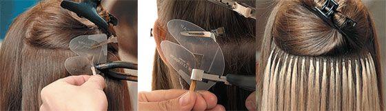 Итальянская методика SO.CAP. или капсульное наращивание волос
