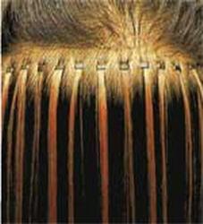 японская техника наращивания волос