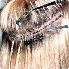 Наращивание волос теория