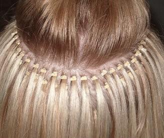 Нарастить волосы спб цена