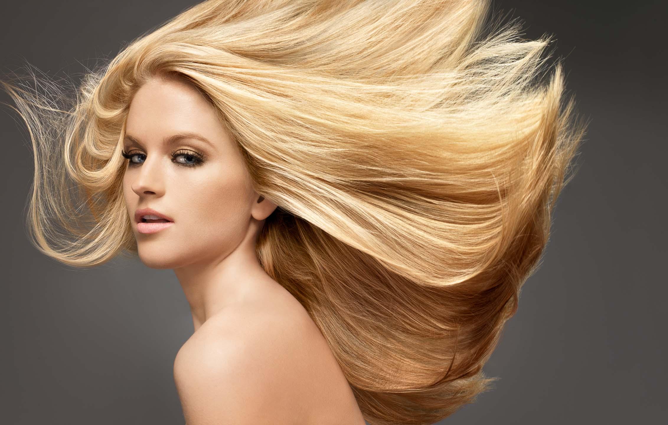 Фото блондинок с красивыми волосами 26 фотография