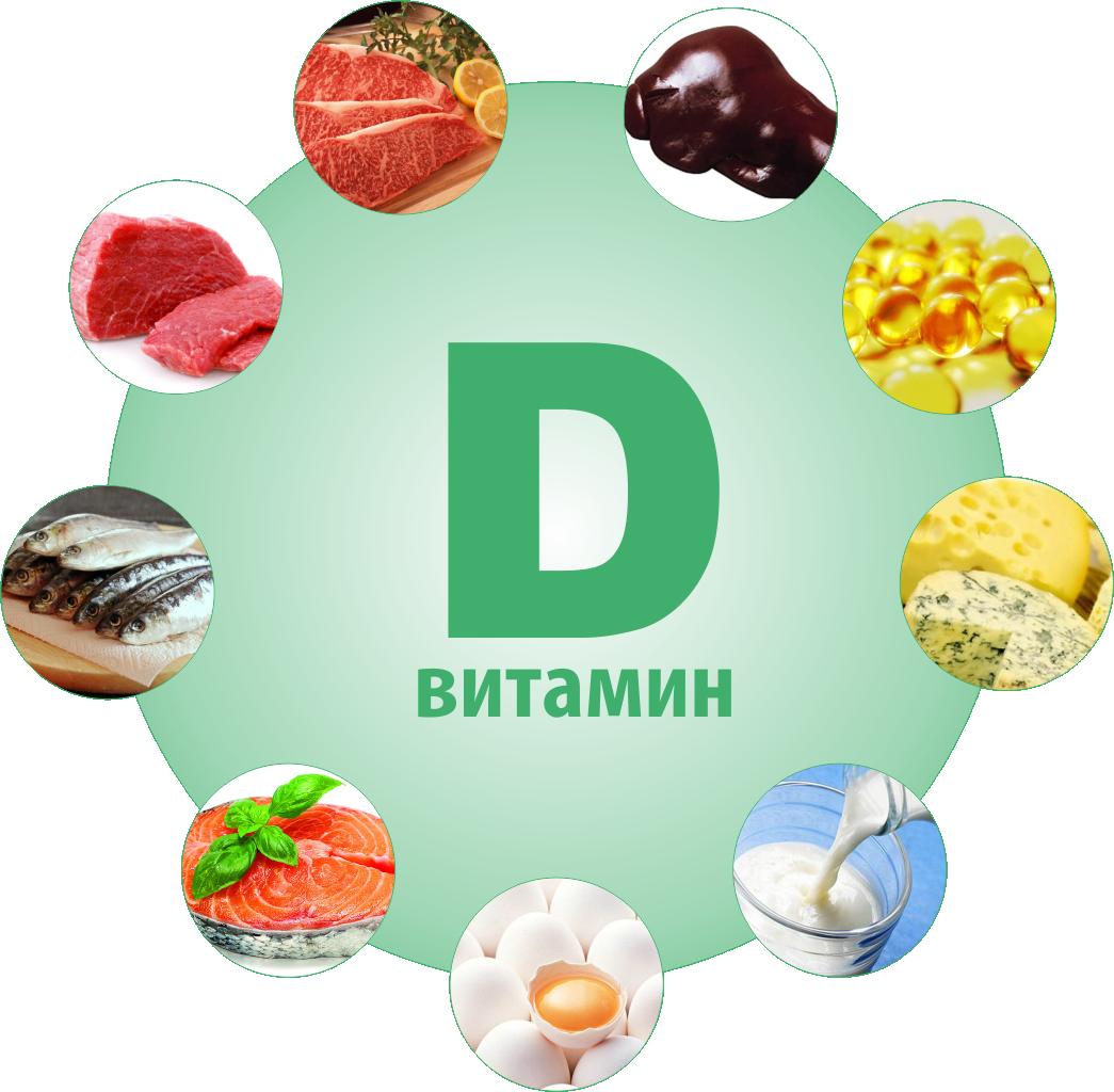 витамины здоровое питание