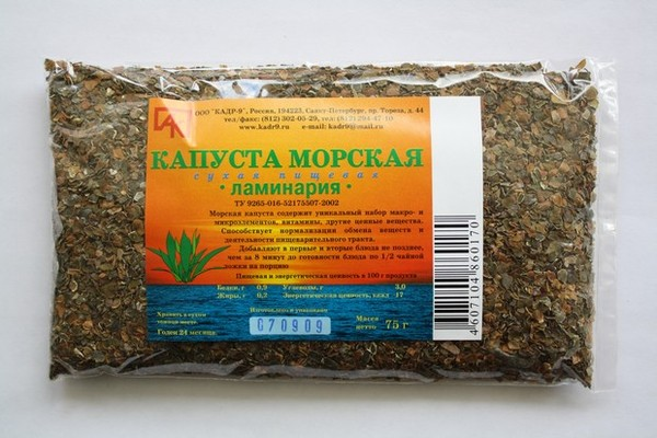 Маска из водорослей для лица в домашних условиях