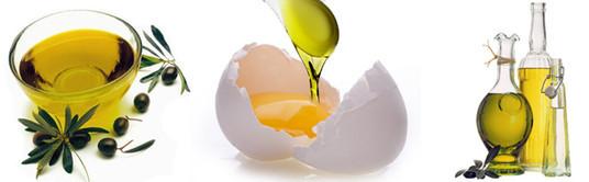 Маска для волос лимон оливковое масло яйцо