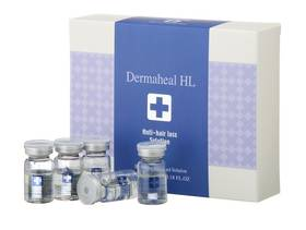 коктейль для мезотерапии Dermaheal: HL Ant-Hair Loss