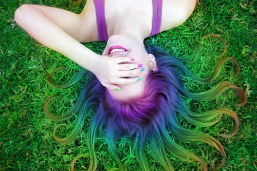 оттеночные тоники для волос