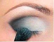 макияж для темно карих глаз