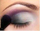 какой макияж подходит карим глазам