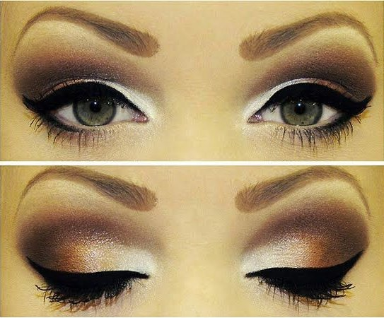 Eyes makeup video
