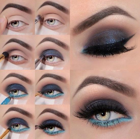 Как сделать макияж ежедневный фото 518