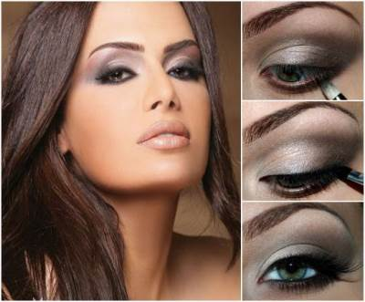 Восточный макияж глаз самый обворожительный взгляд For