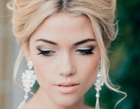 восточный свадебный макияж