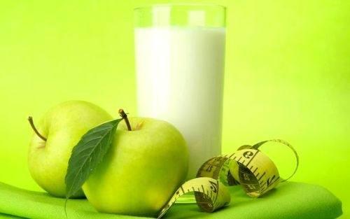 Яблочно кефирная диета Меню рецепт результаты на 3 7 и