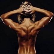 Накачать трицепс и в домашних условиях женщине