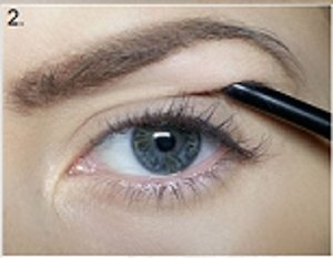Как красиво накрасить глаза с нависшими веками пошагово 171