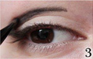 Макияж для узких глаз с нависшим веком