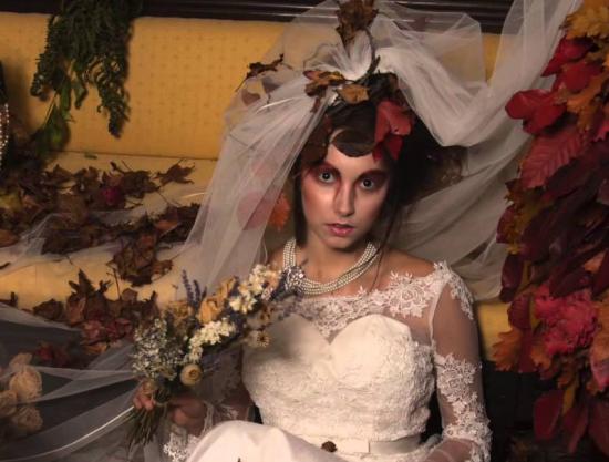 Виды свадебного макияжа