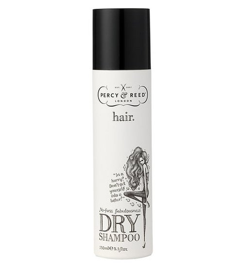 Сухой шампунь Percy & Reed No Fuss Fabulousness Dry Shampoo