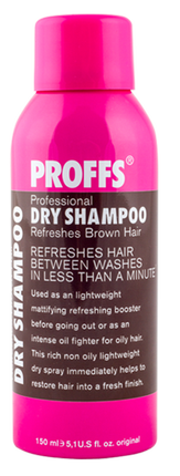 Сухой шампунь Proffs Professional Dry Shampoo For Oily Hair
