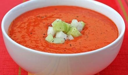 суп из томатного сока рецепт