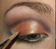 Серо-зелёные глаза