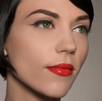 фото стиляги макияж