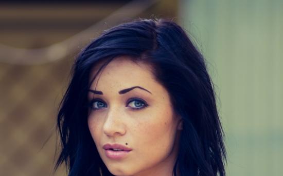 Причёски с лысыми висками 3