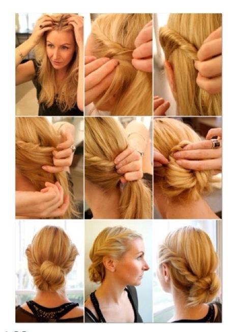 Греческая прическа пошаговое фото на длинные волосы