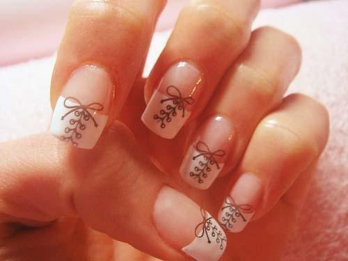 Дизайн ногтей мастер класс фото