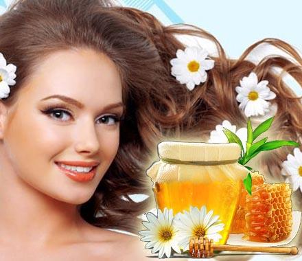 маска для волос медовая фото