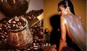 Маски для тела с кофе