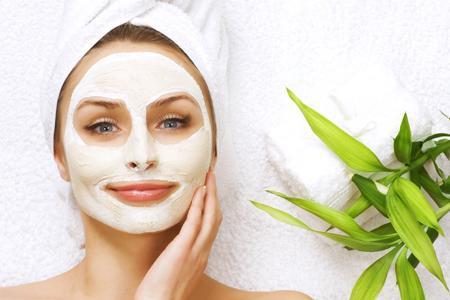 маски для лица в бане рецепты