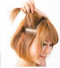 Причёска-косичка пошагово