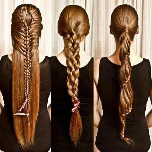 Прически на тонкие волосы своими руками фото