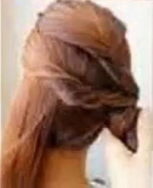 Быстрая причёска пошагово