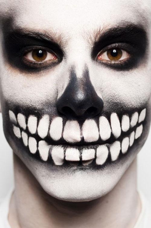 Как сделать резиновую маску зомби в домашних условиях