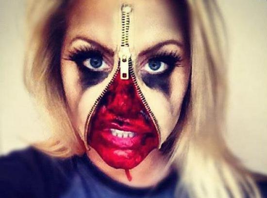 Как на лице сделать кровавую мэри фото, москва шлюхи дешевле