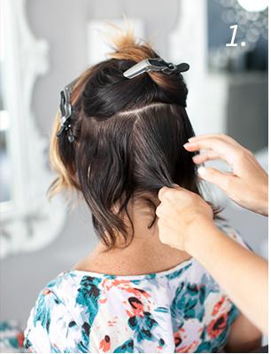 Вечерняя причёска на короткие волосы своими руками пошаговая инструкция
