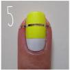 Пошаговая инструкция рисования на ногтях