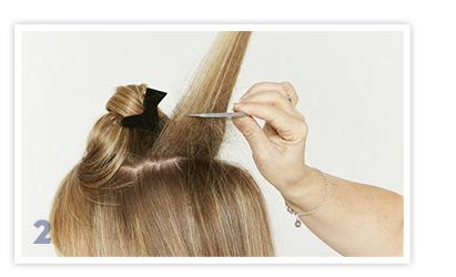 Причёски на средние волосы пошагово