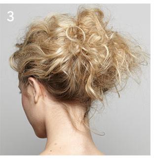 Причёски на средние волосы