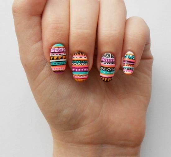 Уроки дизайна ногтей в домашних условиях