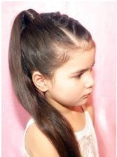 Простая причёска пошагово