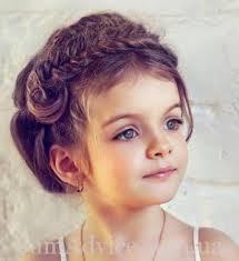 Модные причёски для девочек