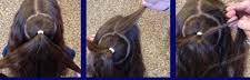 Причёска пошагово