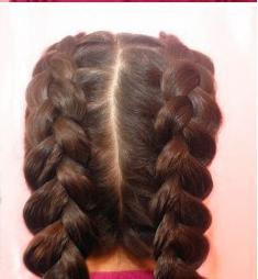прически на короткие волосы в школу фото пошагово