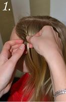 Причёска на выпускной пошагово