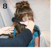 Как сделать прическу на выпускной в 4 классе в домашних условиях