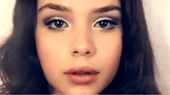 Вечерний макияж для подростков