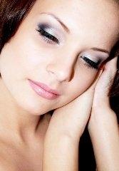 Вечерний макияж для подростка